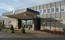 L'Hôtel du Département se situe dans le quartier de Beauregard à Rennes © Thomas Crabot