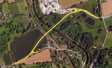 Projet viaduc Saint-Médard