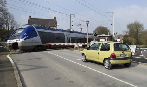 A Saint-Médard-sur-Ille, le passage à niveau sera supprimé d'ici 4 ans.