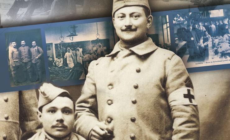 La Grande Guerre, vue à hauteur d'hommes