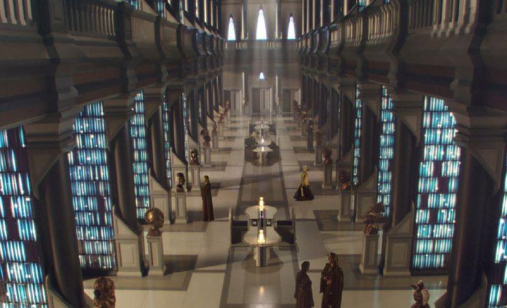 Archives des Jedi