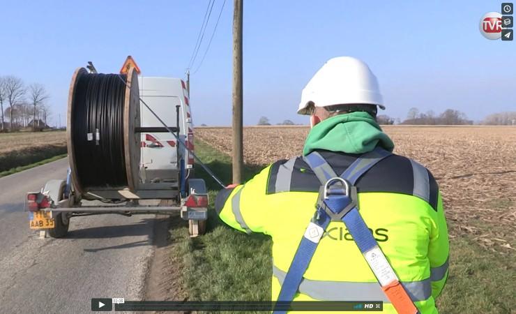 Le Département d'Ille-et-Vilaine finance le très haut débit