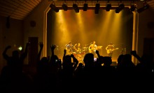 En novembre 2015, le groupe Rennais Totorro a passé deux jours avec des collégiens et l'école de musique à Louvigné-du-Désert dans le cadre de la programmation Kaléidoscope.